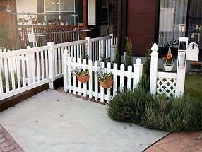 門扉の施工例